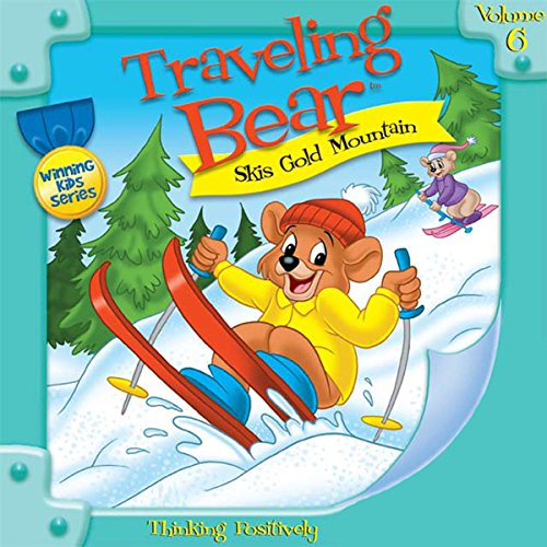 Traveling Bear Skis Gold Mountain cover art