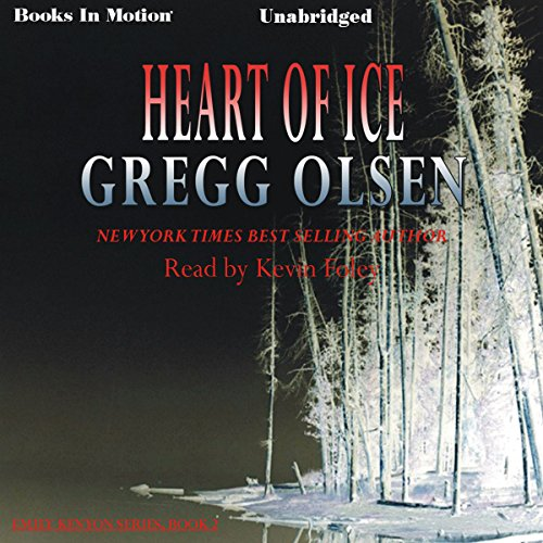 Heart of Ice audiobook cover art
