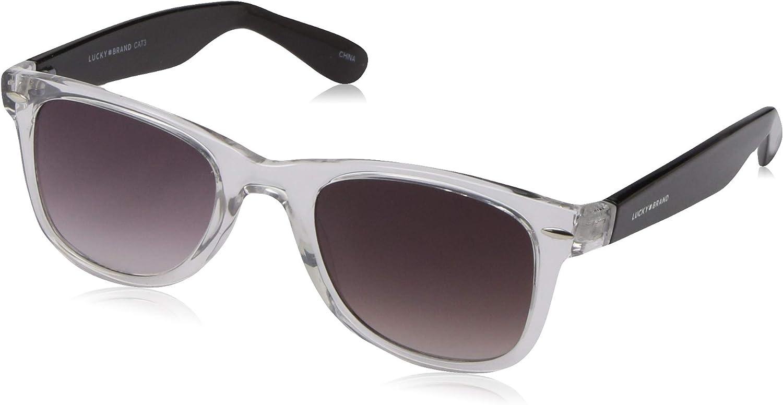 Lucky Brand Camp Rectangular Sunglasses