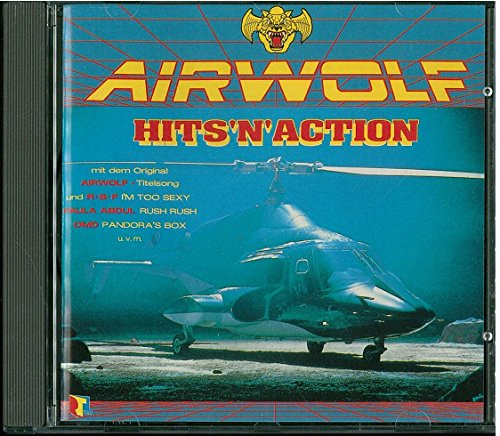 Airwolf - Hits'n'Action