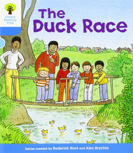 Oxford Reading Tree: Level 3: First Sentences: The Duck Raceの詳細を見る