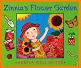 Zinnias Flower Garden preschool book