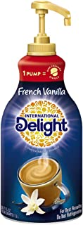 International Delight French Vanilla Coffee Creamer Pump, 50.7 oz