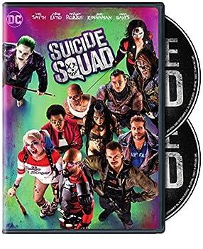 DVD Suicide Squad (DVD) Book