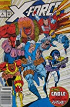 X-FORCE #8, March 1992 (Volume 1)