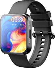 """COOLHILLS Smart Watch, 1.71"""" Full Touch Fitness Tracker with Heart Rate Monitor, Message Notification, IP68 Waterproof Act..."""
