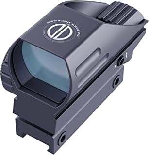 Dagger Defense DDHB Red Dot Reflex Sight, Reflex Sight Optic and Substitute for Holographic red dot Sights