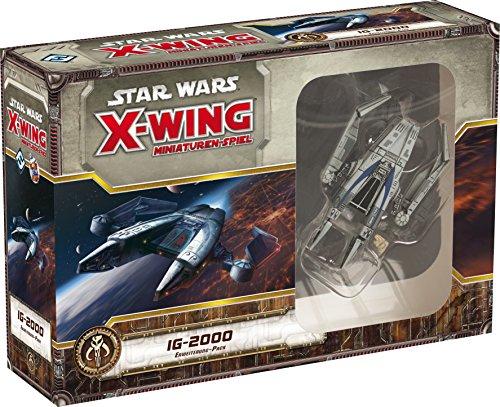 Heidelberger - Star Wars X-Wing: IG-2000 - Erweiterungs-Pack [Importación Alemana]