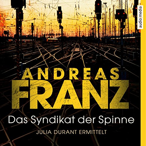 Das Syndikat der Spinne audiobook cover art