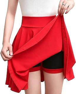 catch superior quality official shop Amazon.fr : jupe short femme - 4 étoiles & plus