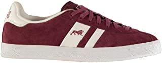 Lonsdale Womens Tufnell Lace Up Sports Shoes Trainers Pumps Sneakers