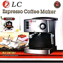 آلة صنع قهوة اسبريسو وكابوتشينو