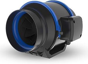 """6 """"Inline Duct Ventilator, HG POWER Ventilatie Uitlaat Ventilator Kanaal Ventilator voor Verwarming KoelBooster, Grow Tent..."""