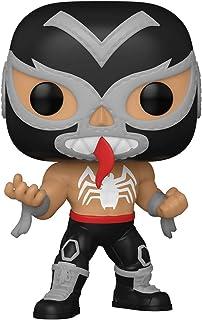 Funko 53869 Marvel Luchadores Venom Collectable Toy, Multicolour