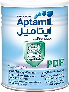 Aptamil Post Discharge Formula - 400 g