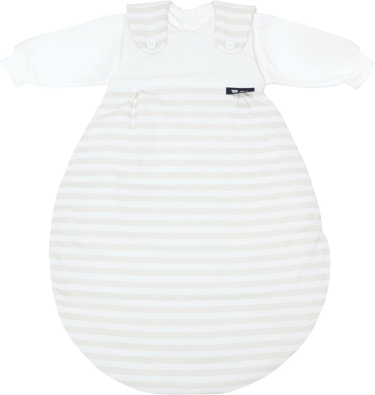 Alvi 423851176 Baby Mäxchen, 3 - - - teilig, Blockstreifen beige B005XXKQJY d1eacd