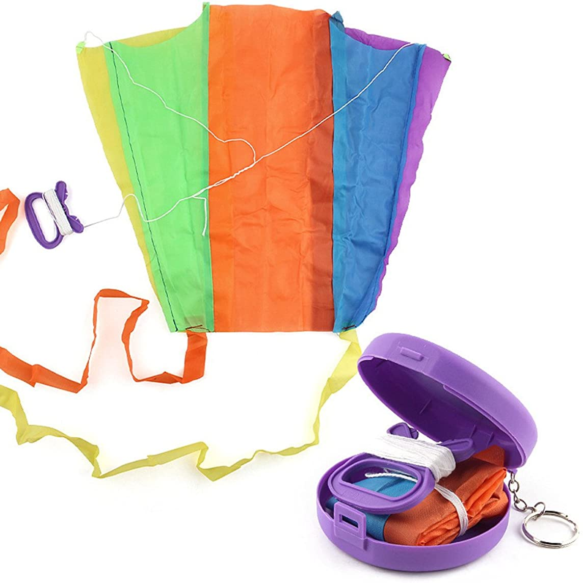 Sunny&Love 2018 Earth Kite Beautiful Large Easy Flyer Kite Supplest Pocket Kite Toy for Baby Kids