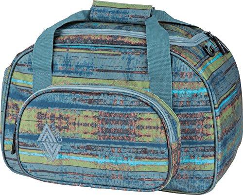 Nitro Sporttasche Duffle Bag XS, Schulsporttasche, Reisetasche, Weekender, Fitnesstasche, 40 x 23 x 23 cm, 35 L, 1131-878019_ Frequency Blue