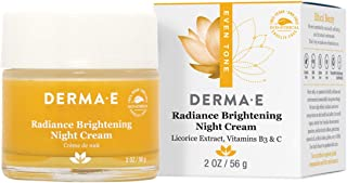 DERMA Radiance Brightening Night Vitamin C Cream