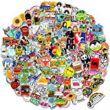 Fashion Stickers(200 Pcs/Pack), Fast Shipped by Amazon, Trendy Stickers for Teens. Gift of Festival, Reward, Art Craft, Party Favors, School, Waterproof, Aesthetic, Random Stickers