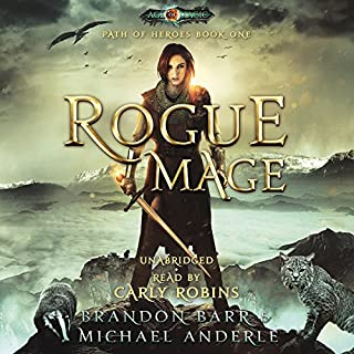 Rogue Mage: Age Of Magic - A Kurtherian Gambit Series audiobook cover art