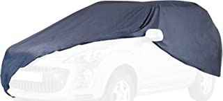 """Cartrend SUV helbilsskydd """"New Generation"""", väderbeständig, polyesterblå, för VW Tiguan och liknande modeller"""
