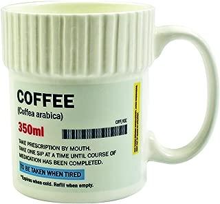 Gift Republic Pill Pot Coffee, Multicolor