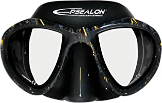 Epsealon Mask E-Visio 2 - Freediving and Spearfishing Dive Mask