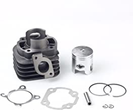 Lumix GC 70cc Big Bore Cylinder Piston For Eton Viper RXL-50 Impuls TXL-50 Atv Quad 49cc 50cc