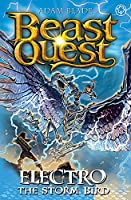 Beast Quest: Electro the Storm Bird: Series 24 Book 1