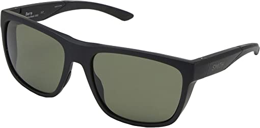 Matte Black/Chromapop Grey Green Polarized