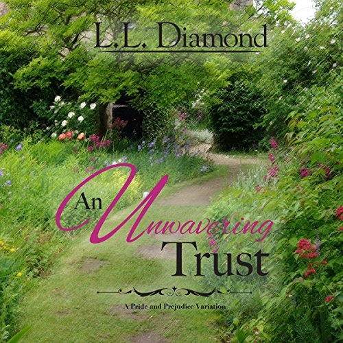 An Unwavering Trust audiobook cover art