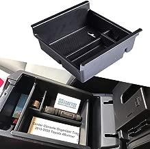 EDBETOS Center Console Organizer Tray for 2010-2020 Toyota 4Runner Insert ABS Armrest Glove Box Secondary Storage - Toyota 4Runner Accessories