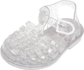Sandales en Plastique pailletée Sun