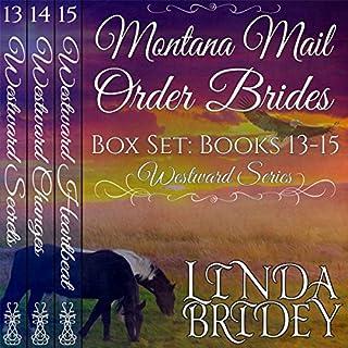 Montana Mail Order Bride Box Set, Books 13 - 15 cover art