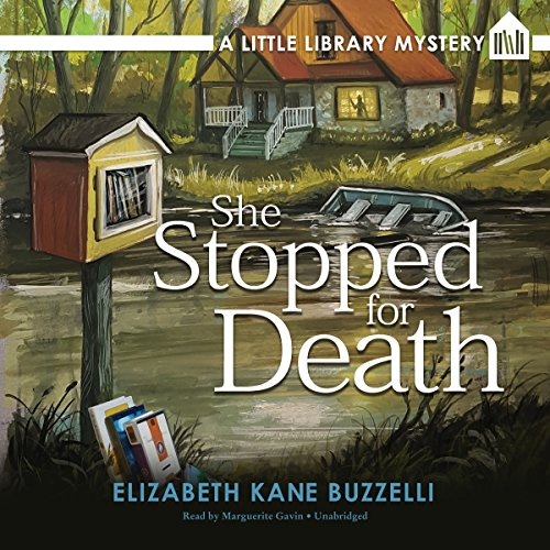 She Stopped for Death audiobook cover art