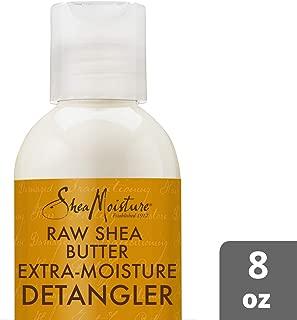 SheaMoisture Raw Shea Butter Extra-Moisture Detangler, 8 Fluid Ounce