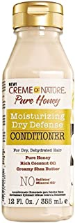 Creme of Nature Moisturizing Dry Defense Conditioner, 12 Ounce