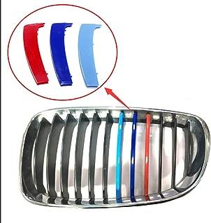Muchkey/® Rivetti in plastica per auto testa da 14/mm confezione da 25/fermi perni di fissaggio neri/per fori da/6-7/mm