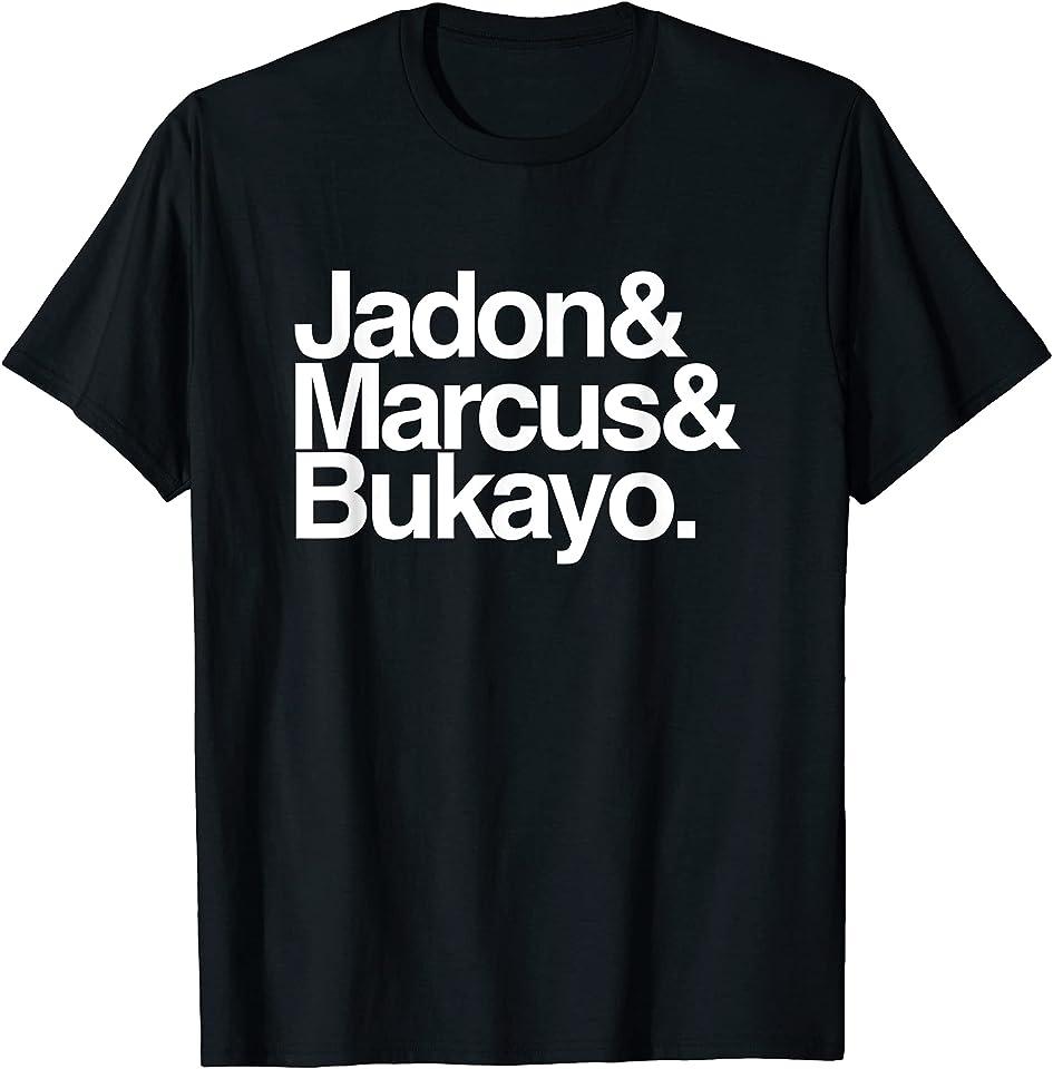 Jadon & Marcus & Bukayo T-Shirt