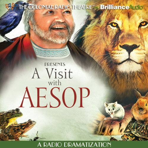 A Visit with Aesop audiobook cover art