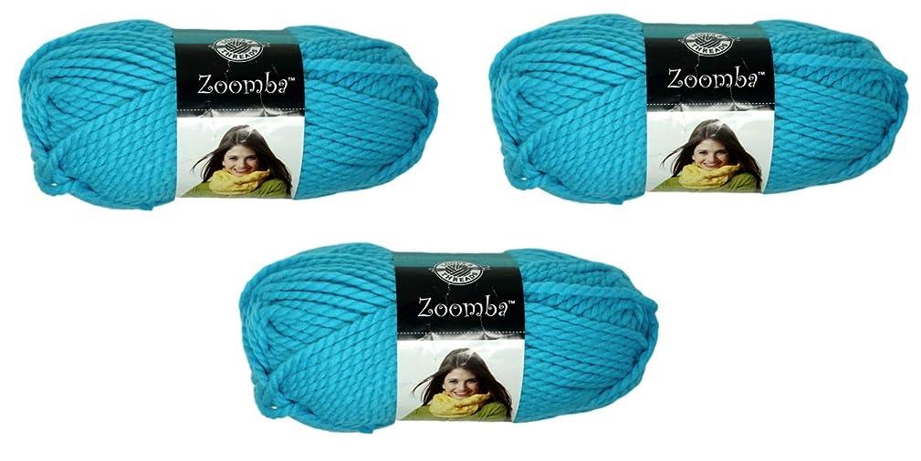 Zoomba Yarn Super Bulky, Cascade (3 Pack)