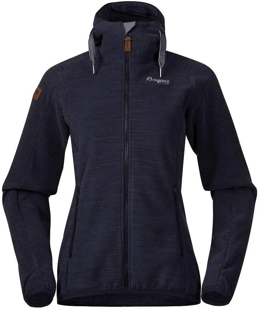 Bergans Hareid Fleece Jacket Women   Damen Fleecejacke ...