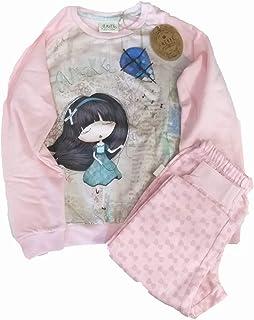 Pijama Largo felpina de Anekke Talla 6