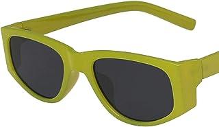 QWERFGHB - Gafas De Sol Gafas De Sol Clásicas Vintage con Forma De Ojo De Gato para Mujer, Diseño Cuadrado, Gafas De Sol con Forma De Ojo De Gato para Mujer, Gafas De Sol Al Aire Libre Uv400