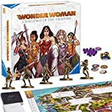 Ravensburger Wonder Woman: Challenge of The Amazons Strategy Game for Ages 10 & Up, Model:60001841