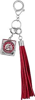NCAA Alabama Crimson Tide Tassel Purse Charm