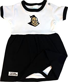 Future Tailgater UCF Central Florida Knights Baby Onesie Dress