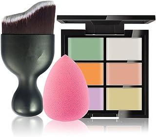 FantasyDay® 6 Colores Paleta de Correctores de Maquillaje