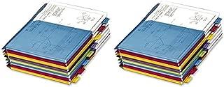 Cardinal Expanding Pocket Dividers (CRD84013), 2 Packs